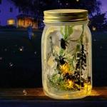 ขวดโหลหิ่งห้อย Electronic Firefly in a Jar