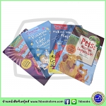 Jeremy Strong : Oxford Reading Tree Tops Chucklers Fun Fiction 4 Books Collection Level 8- 9 เซตหนังสือส่งเสริมการอ่าน
