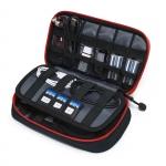 กระเป๋าใส่อุปกรณ์อิเล็กทรอนิกส์ สำหรับใส่อุปกรณ์ไอทีทุกชนิด มีสองชั้น ช่องเยอะพิเศษ มีหูหิ้วพกพาสะดวก มี 4 สีให้เลือก