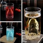 แก้วน้ำ 3D (Shark Glass)