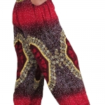 Genuine กางเกงผ้าเรยอน Rayon Hippy