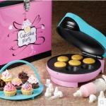 เครื่องทำคัพเค้ก Nostalgia cupcake maker < พร้อมส่ง >