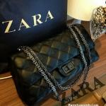 กระเป๋าสะพาย ZARA (Basic) chain shoulder bag ราคา 1,390 บาท Free Ems