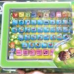 แท็ปเล็ตจอสัมผัส สอนภาษาไทย-อังกฤษ ก-ฮ A-Z 1-10 ลาย Ben10 ลิขสิทธิ์แท้