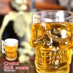 แก้วหัวกระโหลก Crystal Skull ไซส์ใหญ่