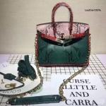 Premium Genuine Leather Bag 25Cm Style Birkin