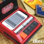 Retro iRecorder iPhone Speaker