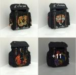 กระเป๋าเป้ทรงยอดฮิตสไตล์ Gucci Tiger and Slogan Embroidered canvas backpack