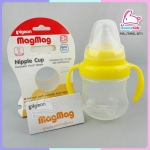 ถ้วยหัดดื่ม Pigeon Mag Mag Step 1 เหมาะกับเด็ก 3 เดือนขึ้นไป