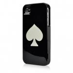 SALES!!! KATE SPADE IPHONE5 CASE หน้ากากไอโฟน5 เคสไอโฟน5 KATE SPADE สีดำลายหัวใจสีขาว พร้อมส่ง