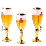 ทาวเวอร์เบียร์ แกนน้ำแข็งไฟ PM401 Golds/Silver <พร้อมส่ง>