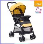 รถเข็นเด็กJoie รุ่น aire™ lite รถเข็นแบรนด์ชั้นนำจากประเทศอังกฤษ สีเหลือง