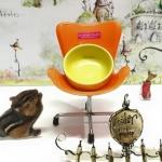 C17ถ้วย 7 ซ.ม. เหลือง (สีพิเศษ)