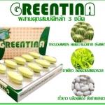Greentina 10 เม็ด กรีนติน่า ลดน้ำหนักด้วยสมุนไพรธรรมชาติ ช่วยลดไขมันสะสม เพิ่มการเผาผลาญของร่างกาย