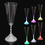 แก้วไวน์เปลี่ยนสี LED < พร้อมส่ง >