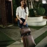 กระเป๋าเดินทางชุด Set 2 ใบ แบรนด์ Roma Polo แท้ ลายใหม่ 32 ลาย
