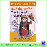 Orion Early Reader : Horrid Henry Tricks and Treats หนังสือส่งเสริมการอ่าน : วายร้ายเฮนรี่ฮาโลวีน