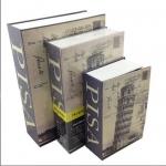 ตู้เซฟหนังสือ ลายหนังสือ PISA < พร้อมส่ง >