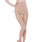 กางเกงกระชับ หลังทำเวเซอร์ (vaser) หรือดูดไขมันโดยเฉพาะ รุ่นขายาว