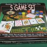 เกมส์ Casino 5 in 1