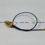 สายต่อ IPX(mini PCI) To SMA ยาว 20CM