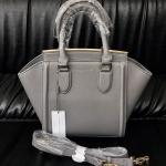 กระเป่า Charle & Keith Wing Shoulder Bag 2017 สีเทา ราคา 1,490 บาท Free Ems