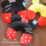 หมอนรองคอ Micky mouse