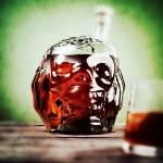 ขวดแก้วบรรจุเหล้าซอมบี้ 650ML (Zombie Glass Decanter)