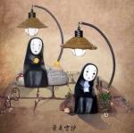 โคมไฟ Kaonashi (Noface) < พร้อมส่ง >