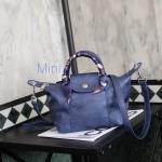 กระเป๋า KEEP Mini Longchamp Duo Sister Smoke Grey ราคา 1,390 บาท Free Ems