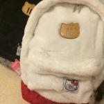 กระเป๋านักเรียน Hello Kitty (1) <พร้อมส่ง>