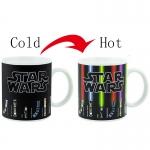 แก้วเปลี่ยนลายตามอุณภูมิลาย starwars