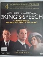 (Blu-Ray) The King's Speech (2010) ประกาศก้องจอมราชา