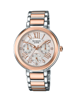 นาฬิกาข้อมือ CASIO SHEEN MULTI-HAND รุ่น SHE-3034SPG-7A
