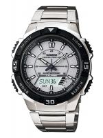 นาฬิกาข้อมือ CASIO ชาย-หญิง STANDARD ANALOG-DIGITAL รุ่น AQ-S800WD-7EV