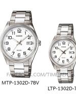 Casio MTP-1302D-7BV+LTP-1302D-7BV
