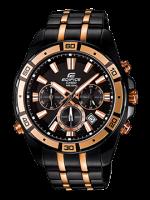 นาฬิกาข้อมือ CASIO EDIFICE CHRONOGRAPH รุ่น EFR-534BKG-1AV