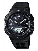 นาฬิกาข้อมือ CASIO ชาย-หญิง STANDARD ANALOG-DIGITAL รุ่น AQ-S800W-1BV