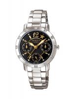 นาฬิกาข้อมือ CASIO SHEEN MULTI-HAND รุ่น SHN-3020D-1A