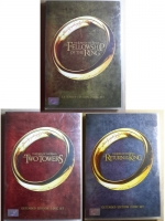 (DVD) The Lord of the Rings Trilogy: Extended Edition (มีพากย์ไทย)