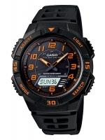 นาฬิกาข้อมือ CASIO ชาย-หญิง STANDARD ANALOG-DIGITAL รุ่น AQ-S800W-1B2V