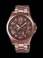 นาฬิกาข้อมือ CASIO SHEEN MULTI-HAND รุ่น SHE-3806BR-5A