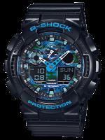 นาฬิกาข้อมือ CASIO G-SHOCK SPECIAL COLOR MODELS รุ่น GA-100CB-1A