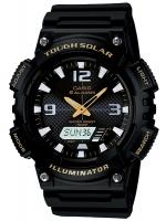 นาฬิกาข้อมือ CASIO ชาย-หญิง STANDARD ANALOG-DIGITAL รุ่น AQ-S810W-1BV