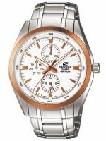 นาฬิกาข้อมือ CASIO EDIFICE MULTI-HAND รุ่น EF-338DB-7AV