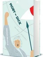โมบี้-ดิ๊ก (Moby-Dick) (ปกแข็ง)
