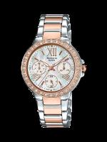 นาฬิกาข้อมือ CASIO SHEEN MULTI-HAND รุ่น SHE-3052SPG-7A