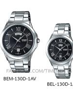 Casio BEM-130D-1AV+BEL-130D-1AV