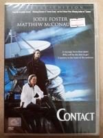 (DVD) Contact (1997) คอนแทค อุบัติการณ์สัมผัสห้วงจักรวาล
