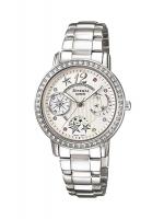 นาฬิกาข้อมือ CASIO SHEEN MULTI-HAND รุ่น SHN-3019D-7A